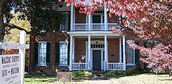 Curtis House Museum, Massac County
