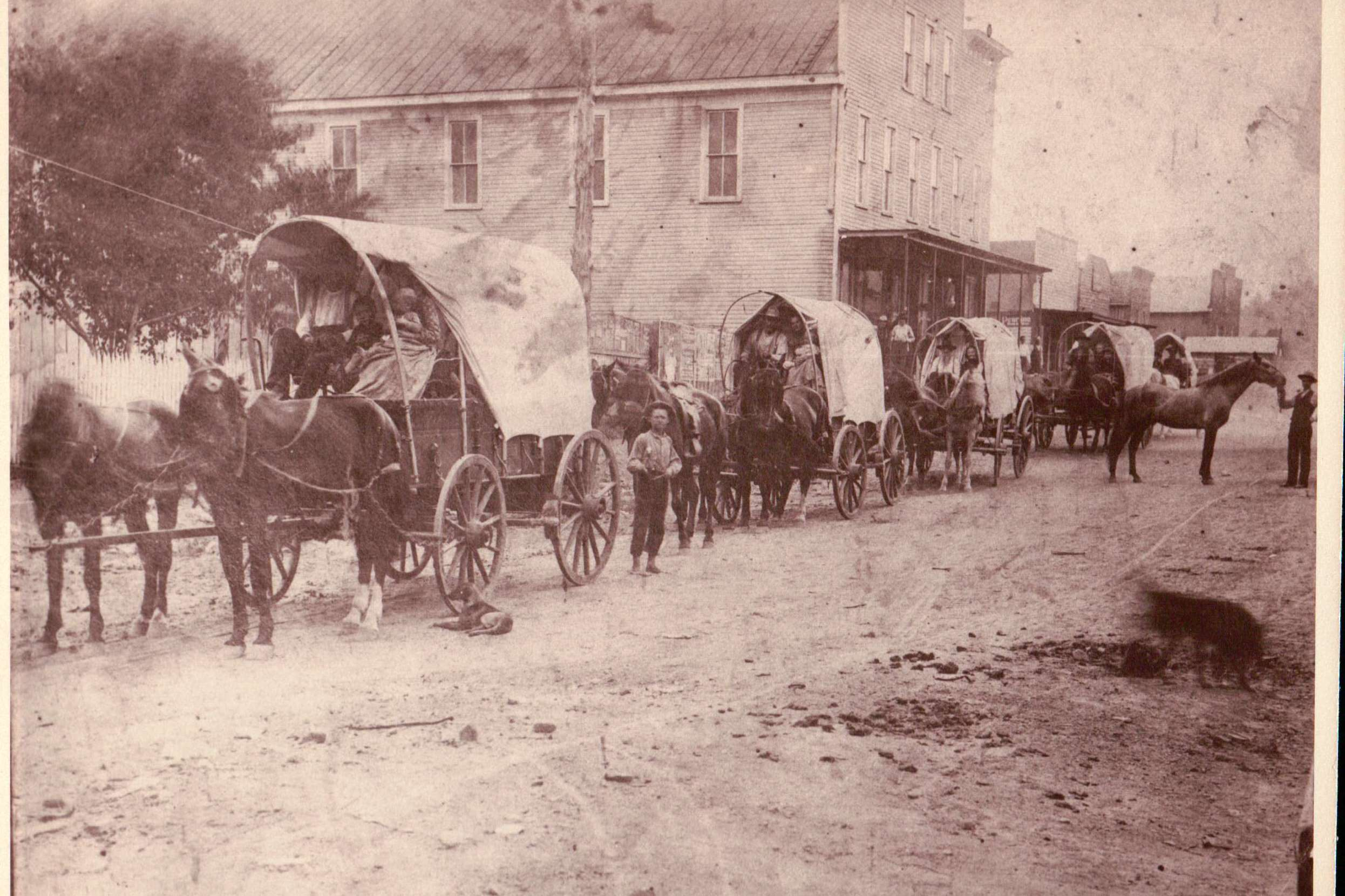 Wagon Train from Ky to IL.jpg