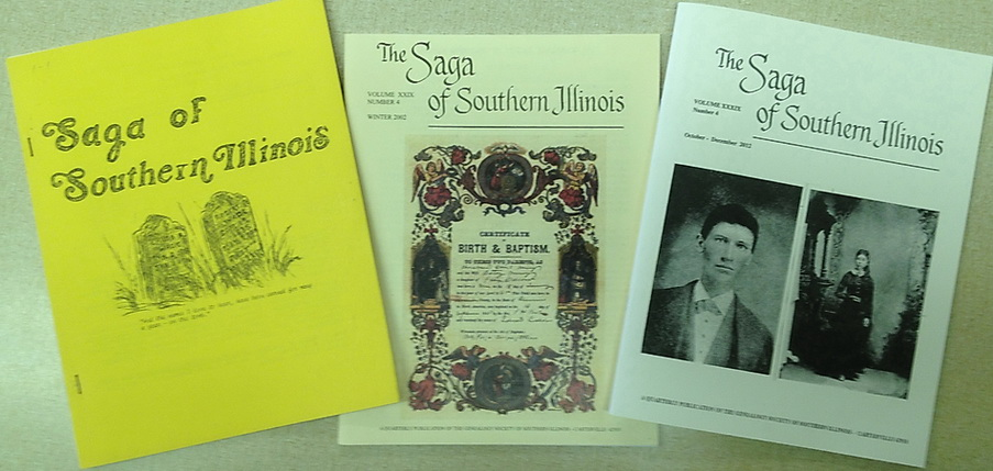 Saga of Southern Illinois, Then and Now